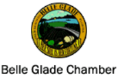 Logo of the Belle Glade Chamber