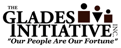 "Logo of the Glades Initiative Inc. ""Our People are Our Fortune"""