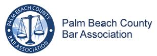 Logo of Palm Beach County Bar Association