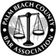 Logo of the Palm Beach County Bar Association