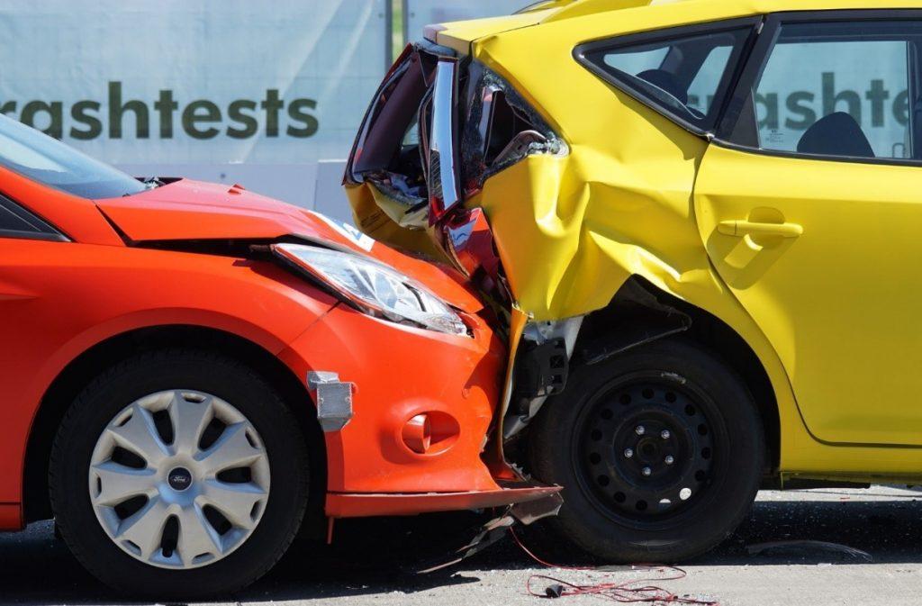 accidente de multiples autos